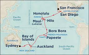 cruises to sydney australia san francisco cruise ideas california the pacific