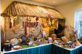 buffet table decorating ideas pictures buffet decorating ideas best home design fantasyfantasywild us