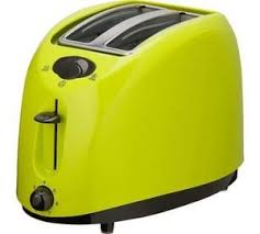 Argos Toasters 2 Slice Colourmatch 2 Slice Toaster Apple Green Free C C 6 49 At Argos