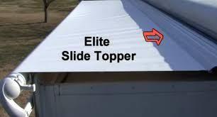 Awnings For Rv Slide Outs 98401 Rv Slidetopper Elite Ez Slide Out Awning Assembly