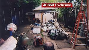 photographs give a glimpse of ariel castro u0027s yard wqad com