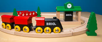 Brio Train Table Set The Play Trains Guide To The Best Wooden Train Sets 2017