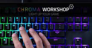 razer blackwidow chroma lights not working razer insider forum introducing the razer chroma workshop