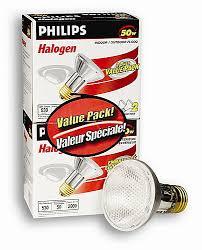 Par20 Halogen Flood Lights Philips 50w Par20 Halogen Flood 4 Pack The Home Depot Canada