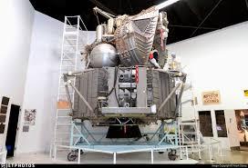 Lunar Module Interior Lta 1 Grumman Lunar Module United States National