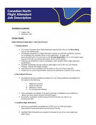 Hostess Job Description For Resume by Awesome Flight Attendant Job Description Resume Resume Format Web