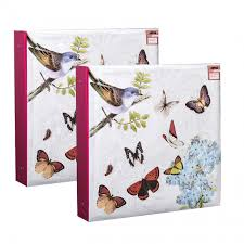 500 4x6 photo album 2 butterfly photo album 6x4 totaling 1000 photos