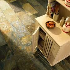 tile floors wood cabinet kitchen ideas slide in electric range