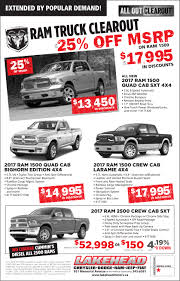 thunder bay dodge ram jeep chrysler specials lakehead motors