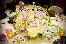 cinderella themed centerpieces cinderella carriage centerpieces pictures the dis disney