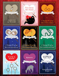 Harry Potter Designs Sale Harry Potter Valentines Cute Designs Perfect For