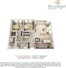 North Shore Towers Floor Plans Beaumont Place Apartments By Mandel Group Milwaukee Area Apartments