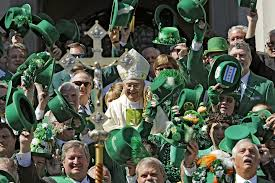 the history of saint patrick u0027s day the true origins of the holiday