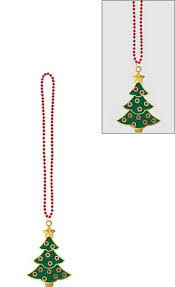 christmas light necklace light up christmas lights necklace 38in party city canada
