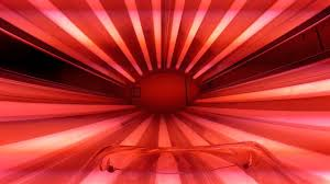 red light tanning bed reviews my tanning bed red light therapy review youtube
