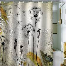 Overstock Kitchen Curtains by Bathroom Overstock Shower Curtains Double Swag Shower Curtain