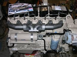 Dodge Cummins Truck Pull - whats the best way to paint your engine dodge diesel diesel