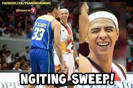 Miguel Meme - pinoy basketbalista san miguel beermen funny meme 2014