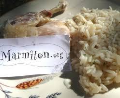 cuisiner poule la poule au riz de la mère michèle recette de la poule au riz de
