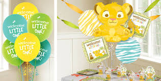 lion king baby shower decorations lion king baby shower favors lion king baby balloons greet the