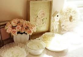 shabby chic baby shower decorations planning a white color themed baby shower time for the holidays