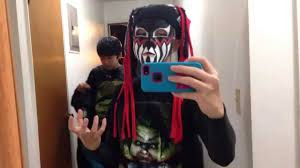 inappropriate halloween costumes for sale finn balor costume for halloween youtube