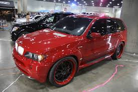 Modified Bmw X5 With 23 U0027s 6 1 Madwhips