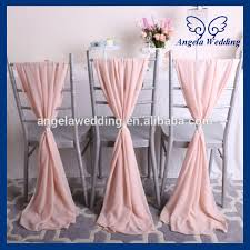 pink chair sashes sh004b cheap fancy wedding light pink blush pink