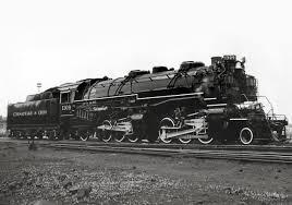 i u0027m pulling for chesapeake u0026 ohio 1309 classic trains magazine
