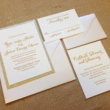 wedding invitation suites custom letterpress wedding invitations