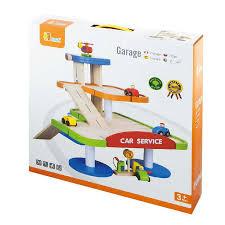 viga toys garage incl 4 voertuigen kopen bekijk qiddie