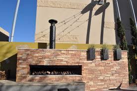 Outdoor Fireplace Chimney Cap - custom outdoor linear gas fireplace by acucraft acucraft fireplaces
