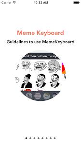 Meme Keyboard Iphone - meme keyboard ios app by rssyow codecanyon