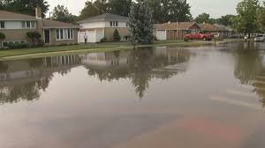 Illinois Flooding Map by Burbank Residents On Flood Problems