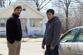 holiday movie preview 7 that richard roeper can t wait to see casey affleck left and kyle chandler in