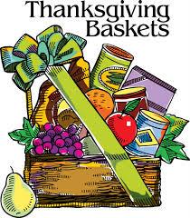 thanksgiving basket compilation 2017 theta rho lambda chapter