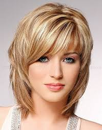 above shoulder tapered around face hairstyle wavy medium length hairstyles shoulder length hairstyles medium