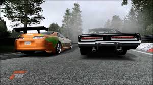 fast and furious race forza 4 fast and furious ending race