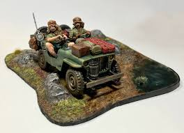 ww2 willy u0027s jeep diorama album on imgur
