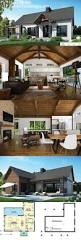 House Plans With Vaulted Great Room by 180 Best Modern House Plans Images On Pinterest Modern House