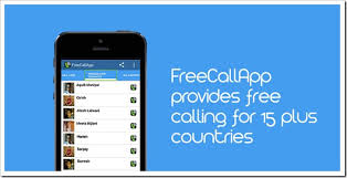 free calling apps for android freecallapp an android app offering free voice calls even on 2g