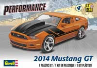 mustang gt model ford mustang and shelby model kits revell amt polar lights