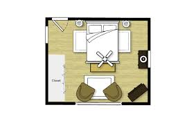 Floor Plans With Furniture Bedroom Floor Plans Thraam Com