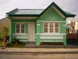 small bungalow house design with floor plan home beauty