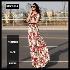 women summer summer long casual dress 2015 lace maxi dresses new
