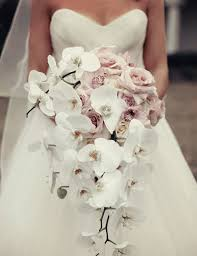 wedding flowers orchids what flowers would you like for wedding bouquet wedding gowns
