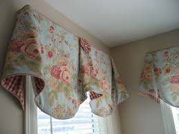 Shabby Chic Valance by Imperial Valance With Rosettes