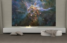 mystic mountain space wall mural mystic mountain astronomy wall mural