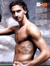 perhaps but i bet zlatan is side eyeing you pretty damn hard