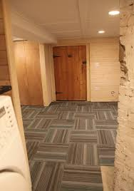 modest ideas carpet squares for basement tiles office new